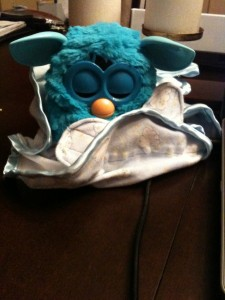 Furby.  Or Why Does Santa Hate Us?