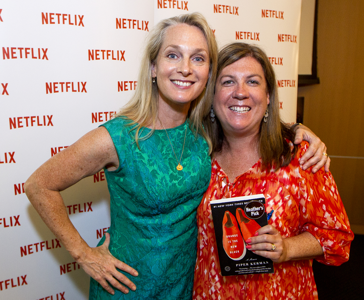 Piper Kerman And Nora