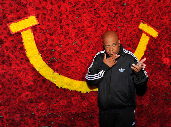 Rev Run McDonalds