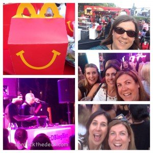 #McDBlogHer McDonalds Rev Run