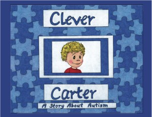clever carter book autism