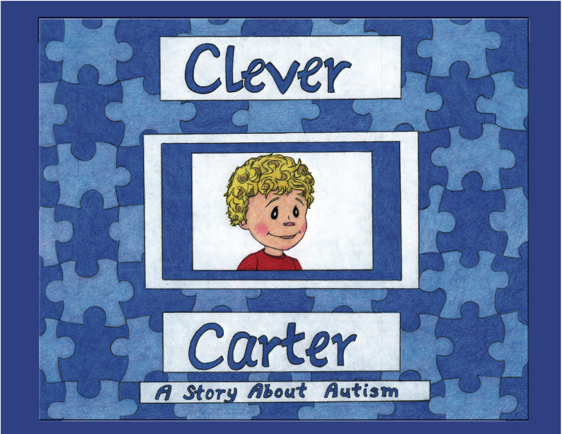 clever carter book cover