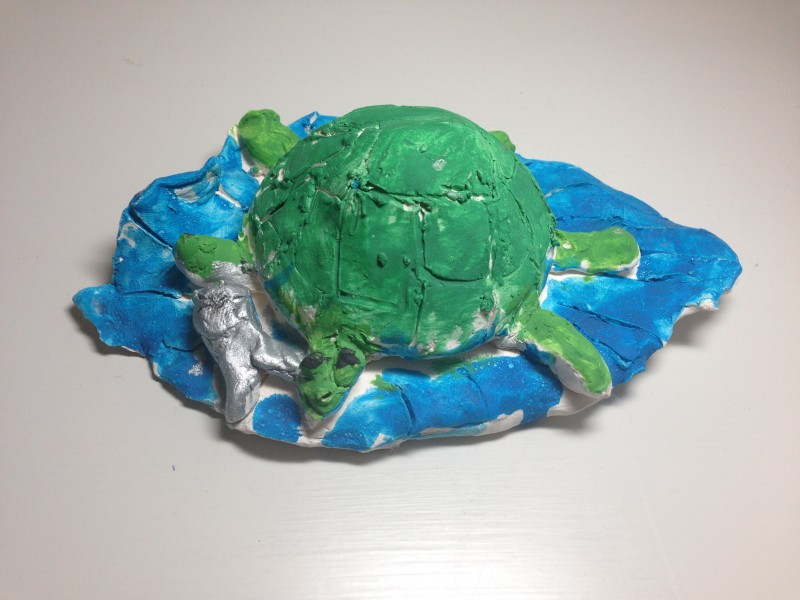 grace's crackpot studios turtle