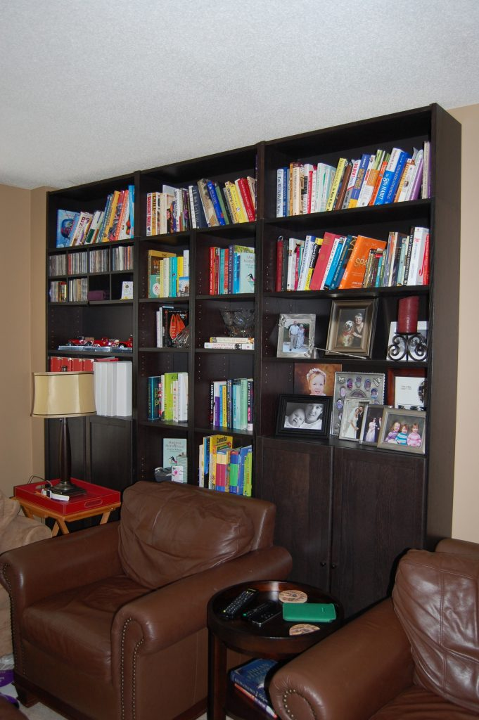 #letsrelax with my Ikea Library
