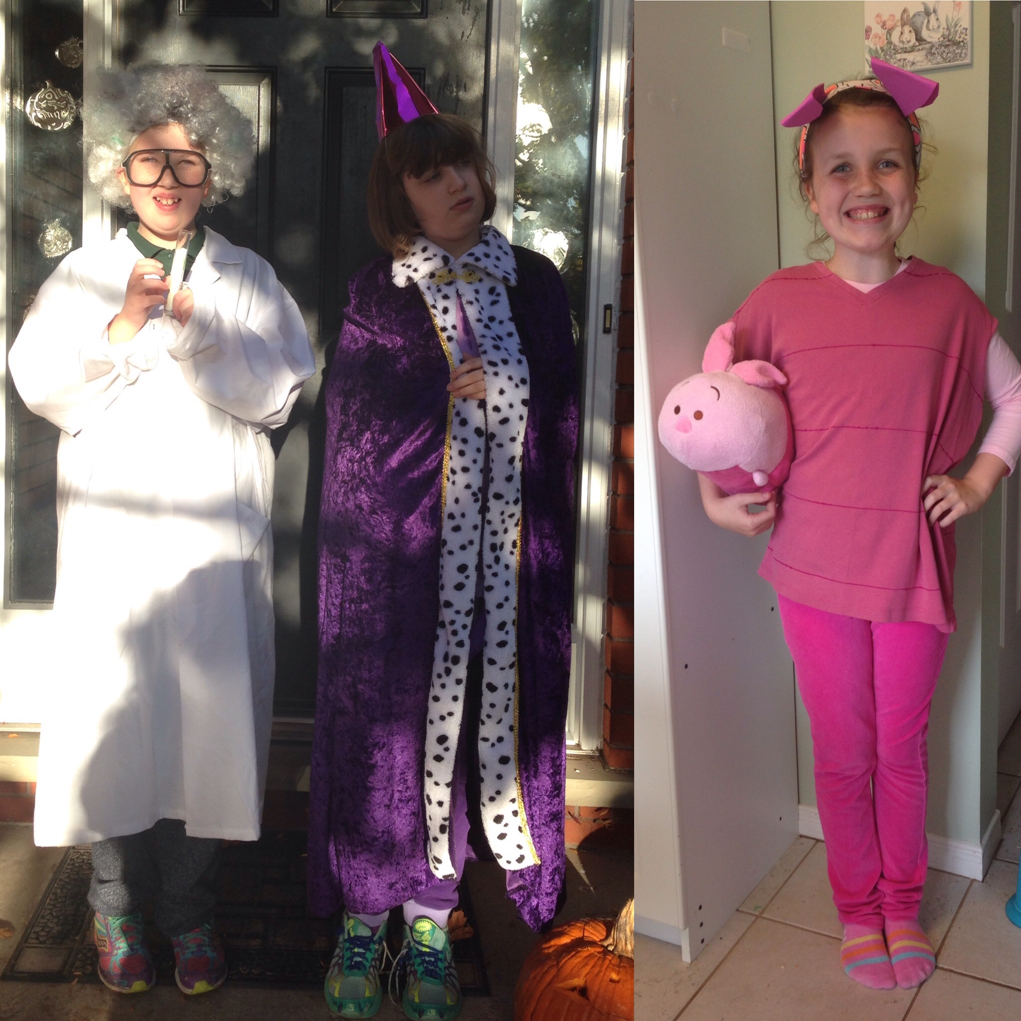 A Widespread Noxious Cool Season Annual: Halloween Help For Mummy