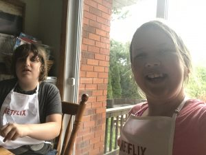 Berry Berry Baking with Autism