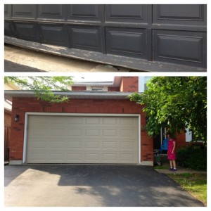 Garage and Guest Post Giddiness