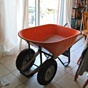Where there's a Will there's a Wheelbarrow