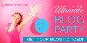 Ultimate Blog Party 2014 #UBP14