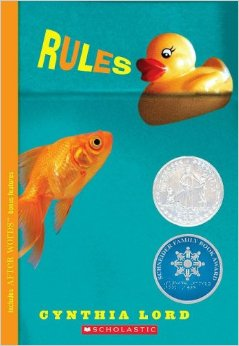 rules book cover autism