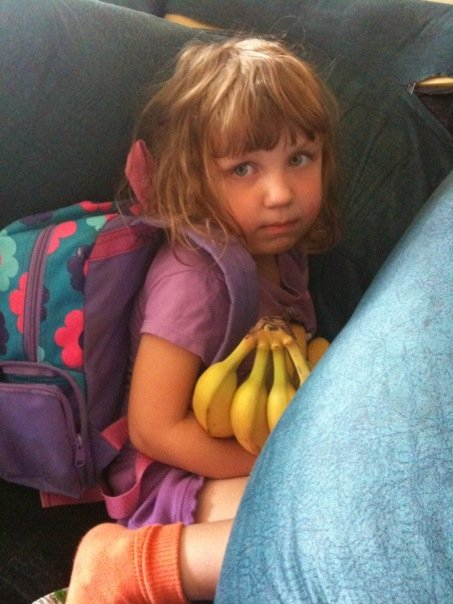 """""""Don't throw these bananas out—I'm going to make bread!"""""""