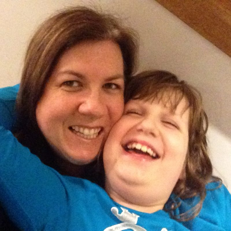 Holding onto the many great moments in raising my daughter with autism helps to ride out the hard days.
