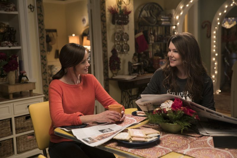 Mothers and daughters have historically complicated relationships. Watching Gilmore Girls has been an interesting way to reflect on mine. #streamteam